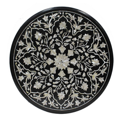 Black Marble Table T ...