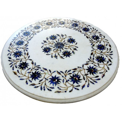 White Marble Table T ...
