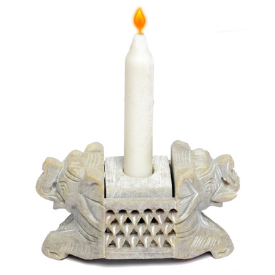 Marble Candle Holder ...