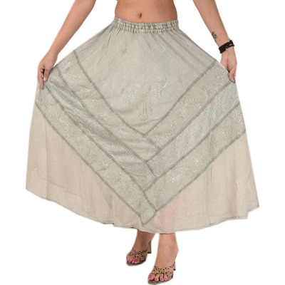 Women New Long Skirt ...