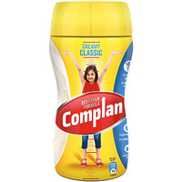 Complan Vitamin Drink Powder - Plain (500 gm bottle)
