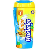 Horlicks Junior Malted Drink - Original (Vanilla) (500 gm bottle)