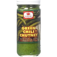 Nirav Green Chili Chutney