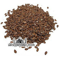 Nirav Flax Seeds (Alsi Seeds) (14 oz bag)