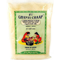 #1 Ghanti Chaap Laddu / Magas Flour (2 lbs bag)