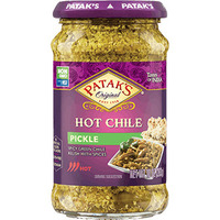 Patak's Chile Relish / Pickle (Hot) (10 oz bottle)