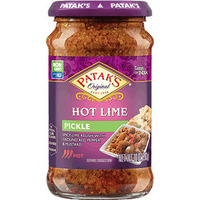 Patak's Lime Relish / Pickle (Hot)