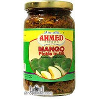 Ahmed Mango Pickle (300 gm bottle)