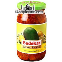 Bedekar Mixed Pickle (400 gm bottle)