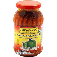 Mother's Recipe Mango Pickle (Hot)