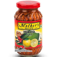 Mother's Recipe Mixed Pickle (17.64 oz jar)
