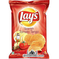Lay's Spanish Tomato Tango Potato Chips (2 oz bag)