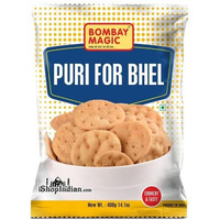 Bombay Magic Puri for Bhel (Chat Papdi) (7 oz. bag)