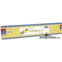 Satya Supreme Vanilla Incense - 15 gms (15 gms box)