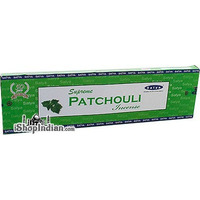 Satya Supreme Patchouli Incense - 50 gms (50 gms box)