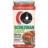 Ching's Secret Schezwan Stir Fry Sauce (250 gm bottle)