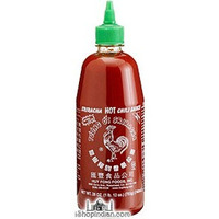 Huy Fong Sriracha Chili Sauce - 28 oz. (28 oz bottle)