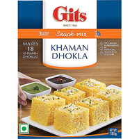 Gits Khaman Dhokla Mix (7 oz box)