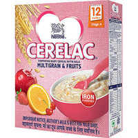 Nestle Cerelac - Multigrain & Fruits - Stage 4