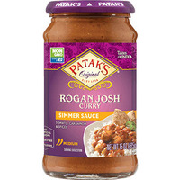 Pataks Rogan Josh Curry Simmer Sauce (Tomato & Cardamom - Medium) (15 oz. bottle)