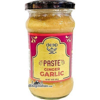 Deep Ginger & Garlic Paste (10 oz bottle)