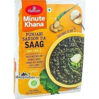 Haldiram's Sarson Ka Saag (Ready-to-Eat) (10.5 oz box)