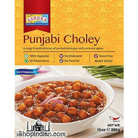 Ashoka Punjabi Choley (Ready-to-Eat) - BUY 1 GET 1 FREE! (10 oz. box)
