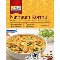 Ashoka Navratan Korma (Ready-to-Eat) - BUY 1 GET 1 FREE! (10 oz. box)