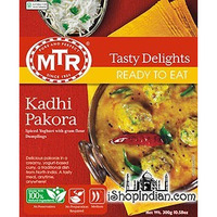 MTR Kadhi Pakora (Ready-to-Eat) (10.5 oz box)