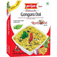 Priya Gongura Dal (Ready-to-Eat) (10.6 oz box)