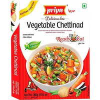 Priya Vegetable Chettinad (Ready-to-Eat) (10.5 oz box)