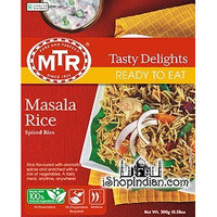 MTR Masala Rice (Ready-to-Eat) (8.9 oz box)
