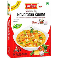Priya Navaratan Kurma (Ready-to-Eat) (10.5 oz box)