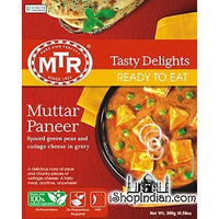MTR Muttar Paneer (Ready-to-Eat) (10.5 oz box)