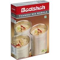 Badshah Thandai Masala Mix (3.5 oz box)