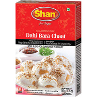 Shan Dahi Bara Chaat (60 gm. box)