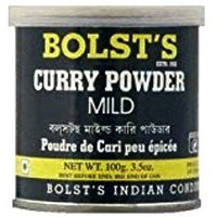 Bolst's Curry Powder (Mild) (3.5 oz. bottle)
