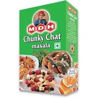 MDH Chunky Chat Masala (3.5 oz box)