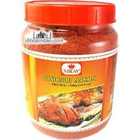 Nirav Tandoori Masala - 300 gm (10.5 oz bottle)