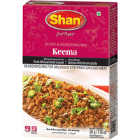 Shan Keema Curry Mix (50 gm box)