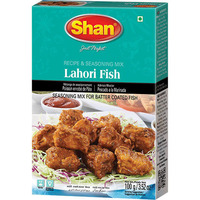 Shan Lahori Fish Mix (100 gm box)