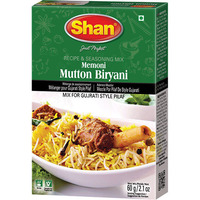 Shan Memoni Mutton Biryani Mix (65 gm box)