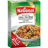 National Sabzi / Pav ...