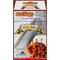 Ustad Banne Nawab's Chicken Lollipop Masala (54 gm box)