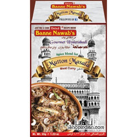 Ustad Banne Nawab's Mutton Masala (35 gm box)