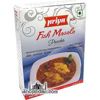 Priya Fish Masala Powder (3.5 oz box)