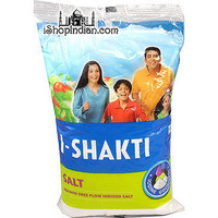 Tata I-Shakti Free Flow Iodised Salt (2.2 lbs bag)