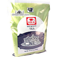 Nirav Tea (Chai) - 1 lb. (1 lb bag)