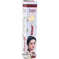 Shingar Liquid Premium Kumkum - Deep Red (5 gms tube)