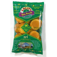 Crispy Tea Rusk - Round (7 oz bag)